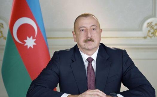 Алиев сообщил овзятии 9 сёл ипотребовал отАрмении графика вывода войск