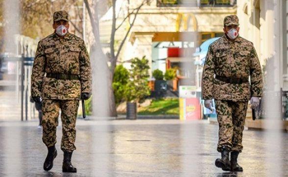 Алиев подписал указ овоенном положении вАзербайджане