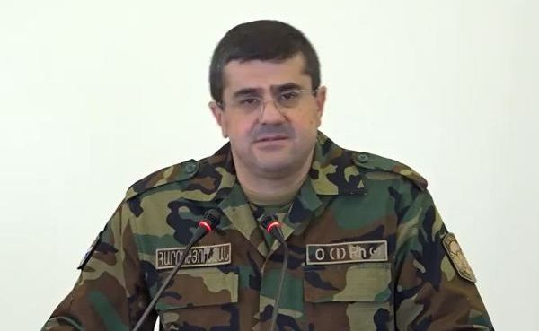 Война отОмара доАракса: Карабах воюет исТурцией— президент Арутюнян
