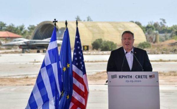Раздражение из-за С-400: США покажут Турции «кулак» сгреческого Крита