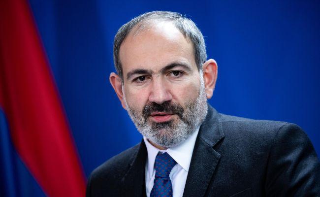 Пашинян попросил удержать Эрдогана отвмешательства ввойну вКарабахе