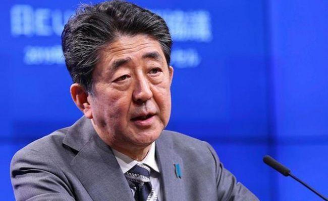 Премьер Японии Абэ: Ухожу вотставку, неподписав мирный договор сРоссией