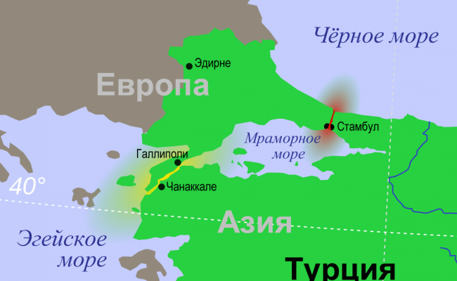 Канал «Стамбул» ивыход Турции изконвенции Монтрё— реальные риски для России?
