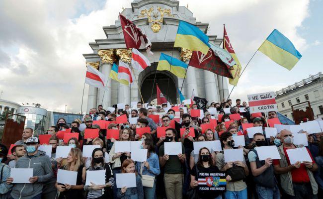 МИД Белоруссии об Украине