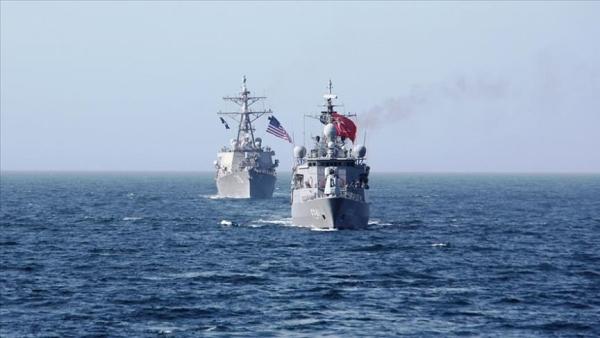 США иТурция устроили совместное «бряцание оружием» вЧёрном море