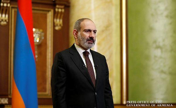 Пашинян: Армения ккомпромиссам готова, ноунеё есть «красная линия»