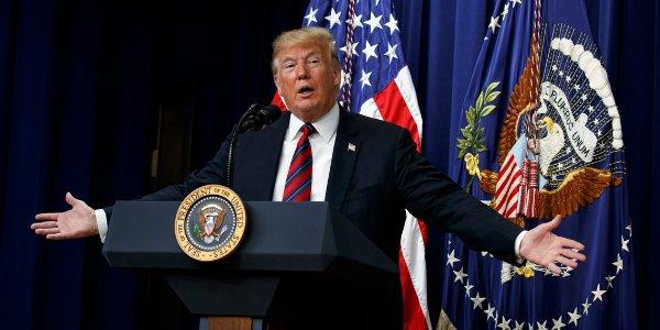 Трамп отказывает Конгрессу всворачивании военной помощи Саудовской Аравии