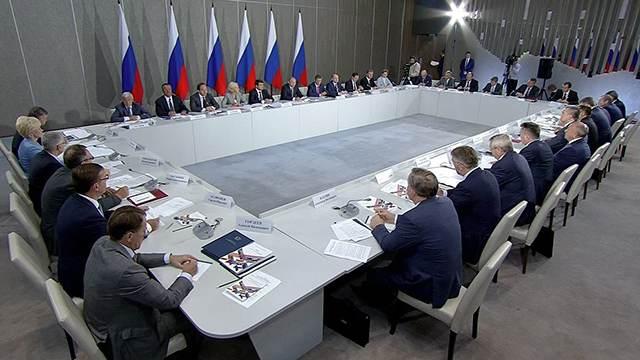 ВКазани пройдет заседание Госсовета России сучастием Путина