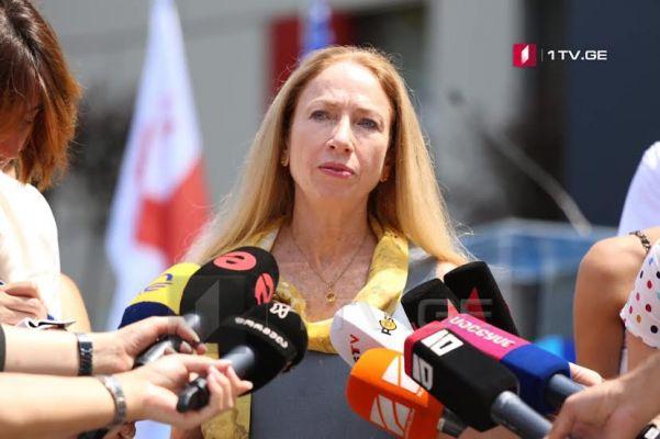 Посол США вГрузии сделала заявление поБелоруссии