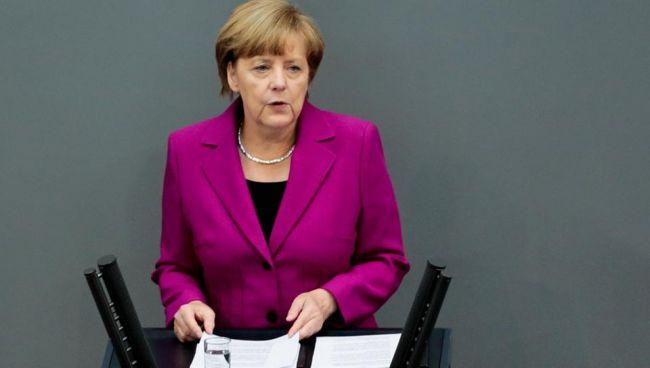 Меркель: Долговой спор с Афинами — дело принципа для ЕС