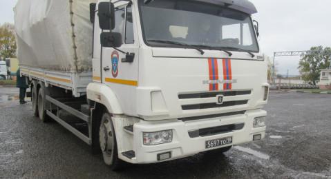 7399fd4f9eb027a348e95012b1191 Россия отправила вКарабах около 300 тонн стройматериалов