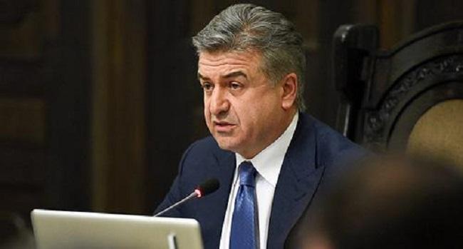 Карен Карапетян: Пашинян пришел не с целью провести переговоры, а – продиктовать свои условия