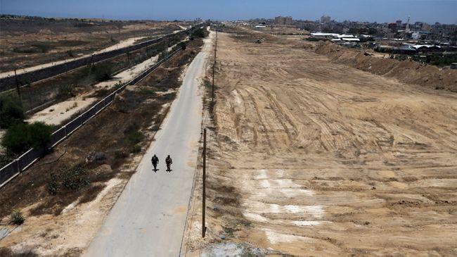 Израиль возобновляет работу пунктов пропуска с сектором Газа