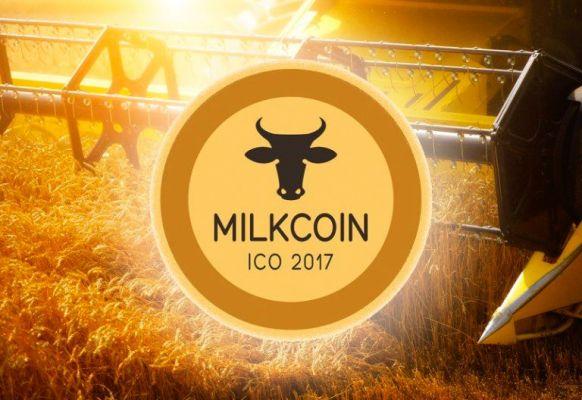 Воронежская агрокомпания создает молочную криптовалюту