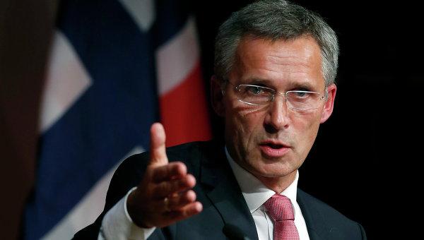 Столтенберг: Расходы на оборону стран НАТО вырастут на 4.3% в 2017 году