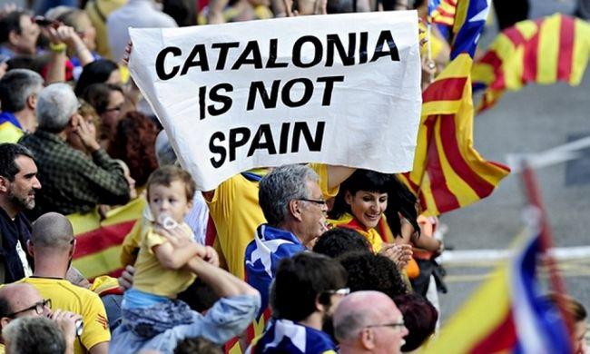 Каталония сдалась