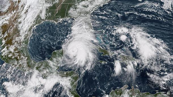 Ураган «Майкл» толкает вверх цены на нефть