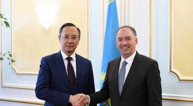 Товарооборот между Казахстаном и Германией составил $ 4,9 млрд
