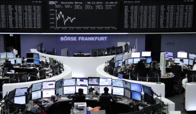 Черный понедельник — биржи Европы падают вслед за Азией и США