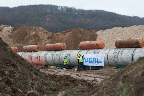 Eugal: продолжение «Северного потока-2» вГермании готовят кзапуску: EADaily