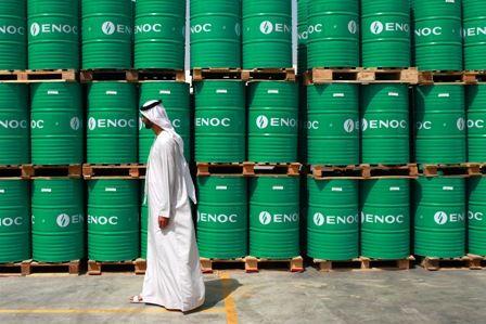 Дисциплина Саудовской Аравии вывела нефть на трёхнедельные пики