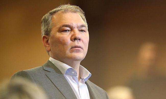 Депутат Думы Леонид Калашников сообщил, что заразился ...