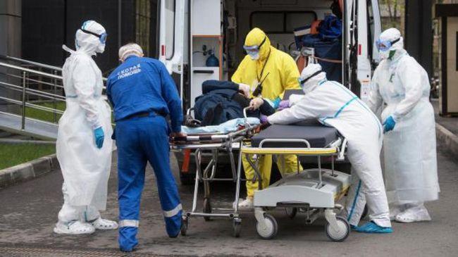 В России снова почти 5 тысяч новых случаев заражения коронавирусом —  Общество. Новости, Новости России — EADaily