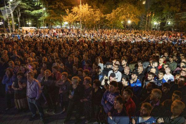 Напроиски Госдепа неспишешь— эксперт опротестах вЮжной Осетии