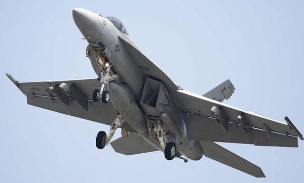 Два военных самолета США столкнулись внебе над Японией