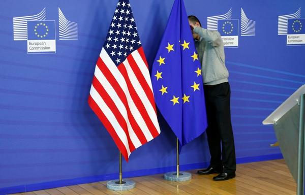 ЕСинструментом-механизмом защищает торговлю сИраном отсанкций США