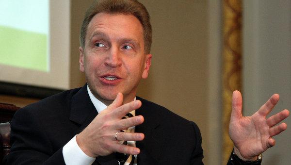 Игорь Шувалов рассказал о «цифровой болезни» Путина
