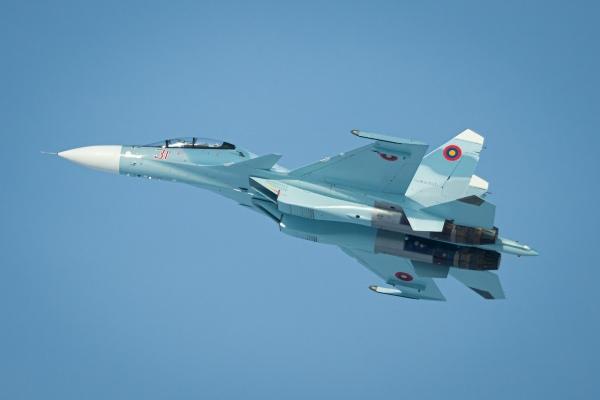 Ожидаются широкомасштабные военные учения: мы увидим мощь истребительной авиации Су-30СМ