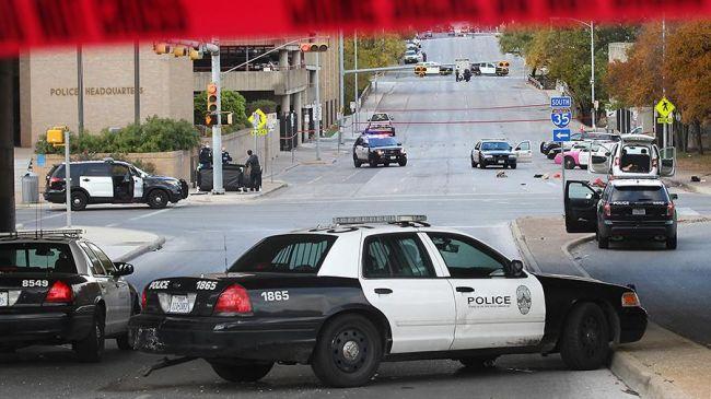931fccbd034bc759186d5bef4e72f Один человек убит ичетверо ранены при стрельбе вТехасе