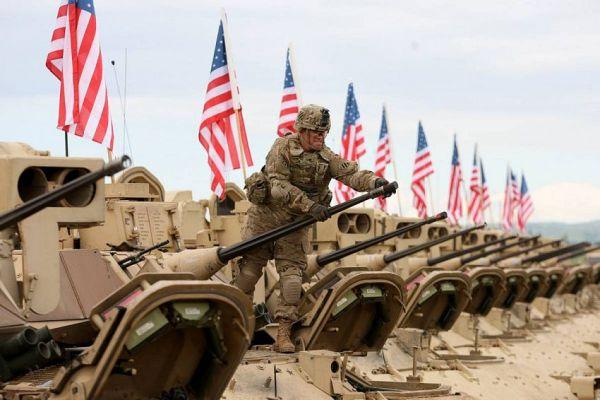 Франция одёрнула США: Только не надо навязывать нам американское оружие