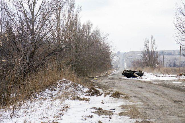 На юге ДНР погиб   доброволец из Петербурга