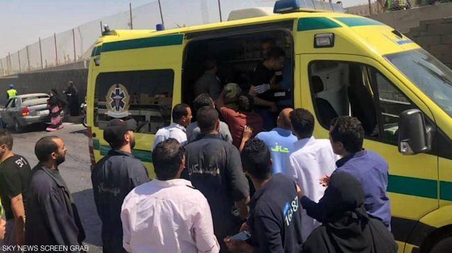 Взрыв у пирамид: в Египте атаковали туристический автобус