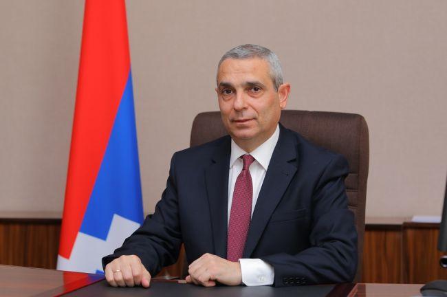 Масис Маилян переназначен на должность главы МИД Арцаха