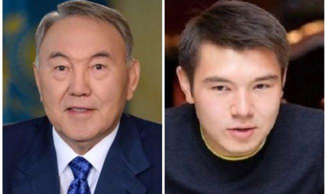 Айсултан Назарбаев рассказал, кто организовал отставку его деда