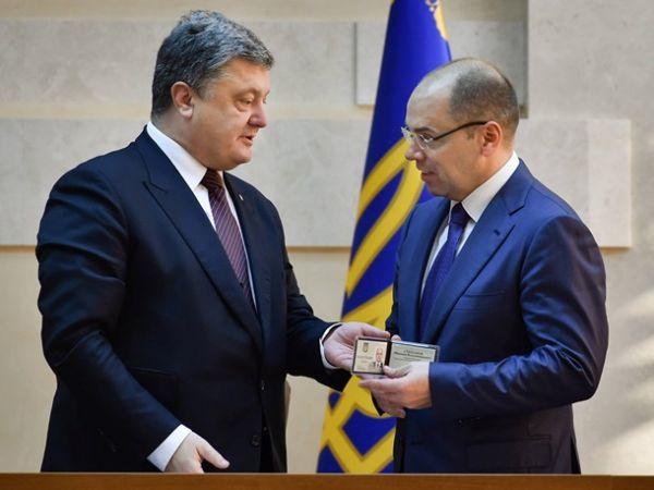 Демарш одесского губернатора — начало конца Порошенко или Украины?