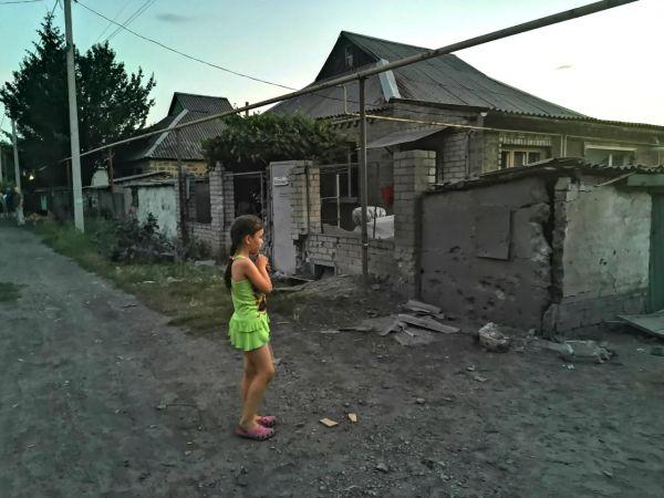 Жители Донбасса: «Владимир Владимирович, введите, наконец, войска!»
