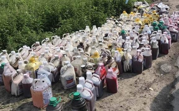 Утечка химикатов на Украине — без воды могут остаться целые районы