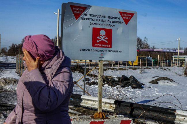 Испытание границей, или Почему на КПП между Украиной и ДНР умирают люди