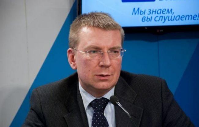 Ринкевич: у Латвии сейчас нет тем для обсуждения с Путиным