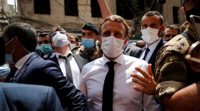 Макрон награни ливанского срыва: арабской республике предрекли «ад»