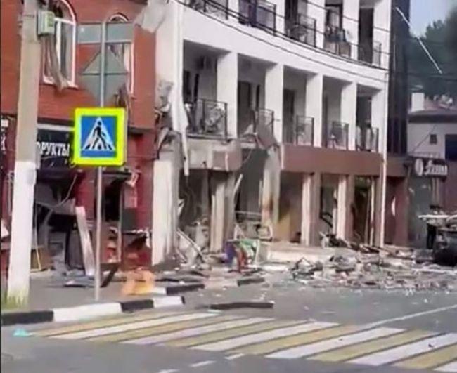 055e9f8b138a4bd528583d40abc53 ВГеленджике произошел взрыв вгостинице: один человек погиб
