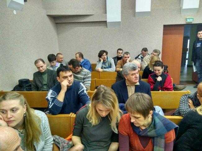 Пророссийских публицистов судят в Минске: 08.01.2018 день тринадцатый