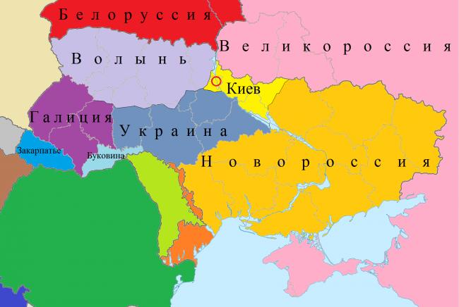Идеальный конечный результат украинского конфликта