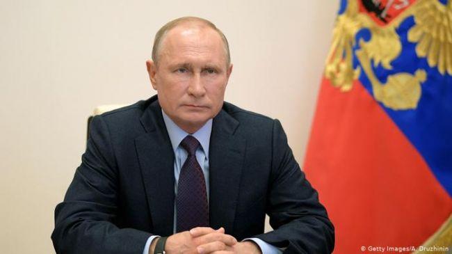 Путин выступит вкачестве главы делегацииРФ наГенассамблее ООН